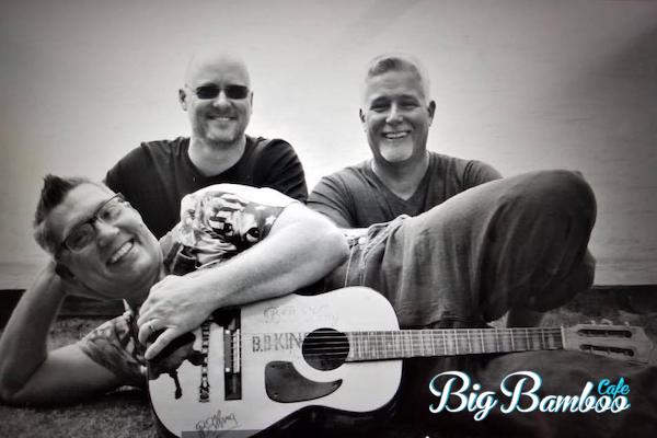 CornBreD HHI The Band Music Big Bamboo Cafe Hilton Head